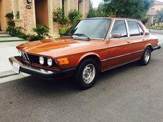 1978 BMW 5-Series 530i