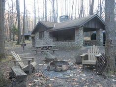 Bon Cabin 4, Linn Run State Park