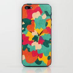 Aloha Camo iPhone & iPod Skin