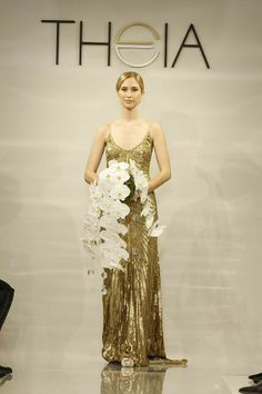 Swooned: Theia Fall 2014: The Midas Touch