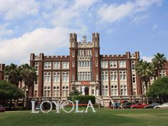 13. (TIE) Loyola University New Orleans