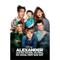 Alexander and the Terrible, Horrible, No Good, Very Bad Day by Miguel Arteta