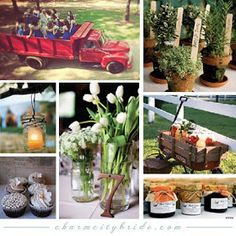 Best Wedding Decorations: Wonderful Ideas For Rustic Country Wedding Decorations