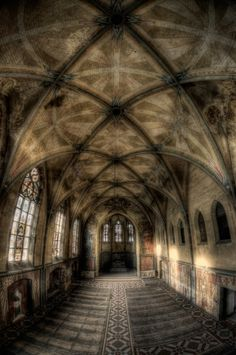 Abandoned Churches matthias haker-11