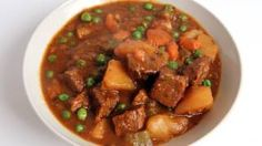 Beef Stew Recipe - Laura in the Kitchen - Internet Cooking Show Starring Laura Vitale
