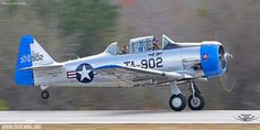 North American Aviation Texan (single-engined advanced trainer aircraft, retired in Ww2 Aircraft, Military Aircraft, Airplane Photography, Ww2 Planes, Vintage Airplanes, United States Army, Royal Air Force, Texans, Fighter Jets