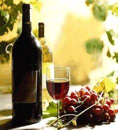 El Vino tinto y sus propiedades antioxidantes