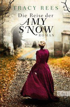 """Tracy Rees: Die Reise der Amy Snow (List) """"Das Lieblingsbuch der englischen Buchhändler."""" #lesen #HistorischeRomane #Lesetipp"""