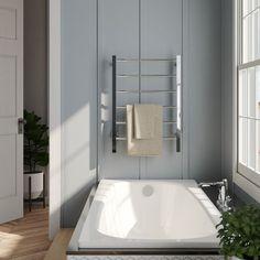Bathroom Butler | Heated Towel Rail