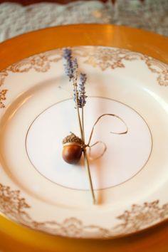 oh!myWedding: Frutos secos en las bodas de otoño