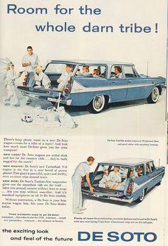 1958 desoto fireflight wagon | Andy | Flickr