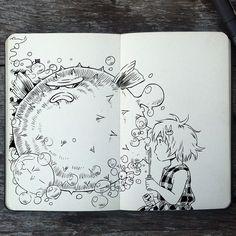 Gabriel Picolo • Freelance illustrator based in Brazil • 365 Days of Doodles