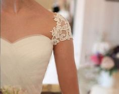 Image result for add cap sleeves for wedding dresses