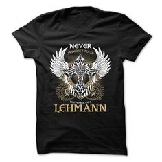 Cool LEHMANN Shirts & Tees