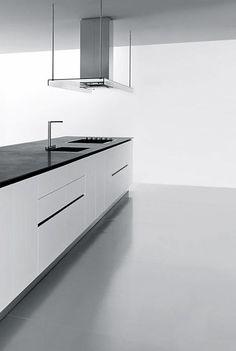 Boffi | K14 Corian Kitchen