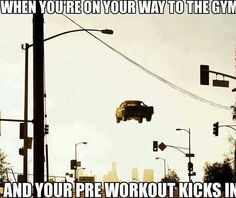 #crossfit #preworkout ME ON MONDAY holy hell hahaha