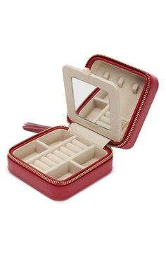 Wolf 'Caroline' Travel Jewelry Case available at #Nordstrom