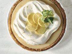 We're Crazy for the Crust in Joanna Gaines' Lemon Pie Recipe | Yes, there will be graham crackers.