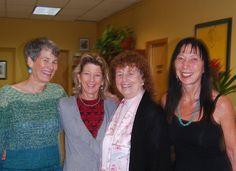 Peg Helmholz, Kate Cook, Bonnie Badenoch, Katherine Ninos...