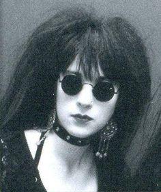 Goth style 320318592249737098 - Source by fabiomonoh 80s Goth, Punk Goth, Goth Hair, Grunge Hair, Gothic Musik, Chicas Punk Rock, Gothic Fashion, Steampunk Fashion, Emo Fashion