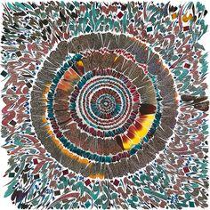 Arte araba contemporanea - NJA MAHADAOUI