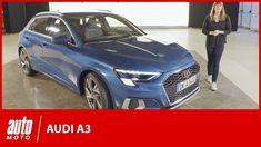 Audi A3 Sportback, Volkswagen Golf, Video, Compact, Bmw