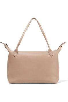 THE ROW stylish Lux Satchel leather tote