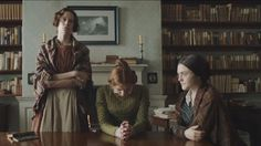 To Walk Invisible:The Brontë Sisters (2016)