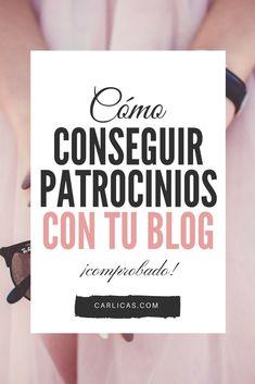La mayoría de los bloggers novatos (me incluyo hace poco más de 1 año), erróneamente piensan que para conseguir patrocinios necesitan tener una página web sumamente popular, con cientos de miles de seguidores y ni siquiera lo intentan.  #empezarunblog #blog #emprendimiento #emprendimientoideas #emprendimientofemenino #comohacerunblog #blogprincipiantes #blogconsejos