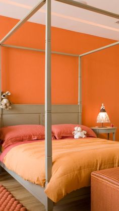 canopy beds four poster beds poster beds bed canopies canopy bed curtains - Orange Canopy Interior