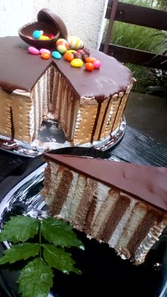 Caramel Recipes, Candy Recipes, Baking Recipes, Cookie Recipes, Dessert Recipes, Torte Recepti, Kolaci I Torte, Torta Recipe, Banana Pudding Cheesecake
