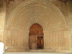 Monestir de Sant Salvador, Horta de Sant Joan, Spain
