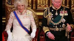 Prince Charles and  Camilla Parker-Bowles  Refuse to Move to  Buckingham...