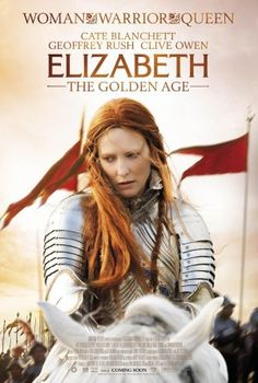 Elizabeth: The Golden Age movie poster