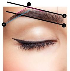 BEAUTIFUL BROW BASICS: A Complete Guide To Perfect Brows Shaping eyebrows can be achieved by tweezing, using eye brow pencil, wax and gels. BROW BASICS: A Complete Guide To Perfect Brows Shaping eyebrows can be achieved by tweezing, using eye brow pencil, Tweezing Eyebrows, Threading Eyebrows, Microblading Eyebrows, Threading Salon, Eyebrow Makeup Tips, Eyebrow Pencil, Beauty Makeup, Eyebrow Brush, Brow Gel