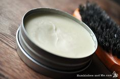 DIY Projects, Homemade Body Product Recipes, Titanic Costumes, and Tasty Food | Make your own super-nourishing hair balm · Humblebee & Me