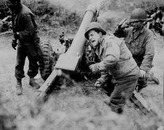 4th Infantry Division artillery, Summer 1944