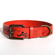 Elements Collar XL Fire x redhound