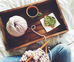 Lunch knit