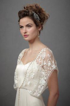 Catherine Deane Ivory Lita Gown | BHLDN