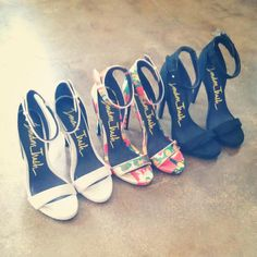 #shoes #heels #colours #fashion #mode #girls