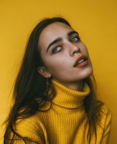 yellow portrait photography Exclusive Interview With Photog Bryan Rodner Carr Manequin, Portrait Inspiration, Photoshoot Inspiration, Character Inspiration, Style Inspiration, Mellow Yellow, Drawing People, Pretty People, Fashion Photography