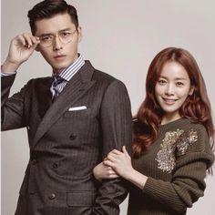 hyun bin 2015 | Hyun Bin Ve Han Ji Min Çiftinin Hyde, Jekyll And I Dramasından Yeni ...