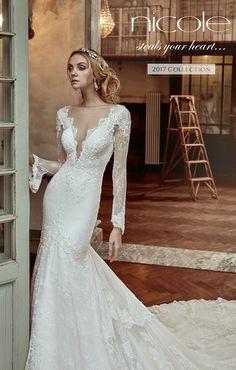 Nicole 2017 Wedding Dress