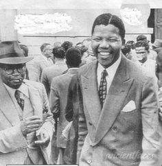 Nelson Rolihlahla Mandela (1918 - 2013)