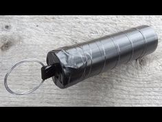 DIY Survival Flare Grenade