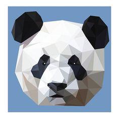 Panda Polygon