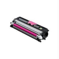 Konica-minolta Toner Cartridge - Magenta - 2,500 Prints With 5% Coverage