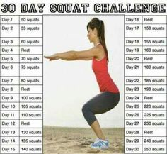 Got the challenge, I hope for successful work out