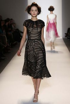 Lela Rose RTW Fall 2013 - Slideshow - Runway, Fashion Week, Reviews and Slideshows - WWD.com